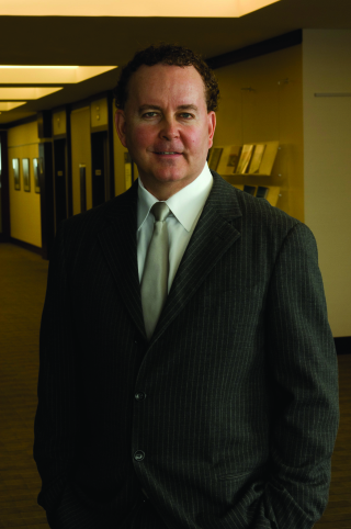 MassHousing Chairman of the Board Michael Dirrane
