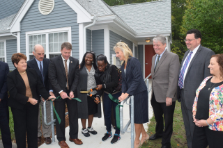 Carpenter's Court Ribbon Cutting